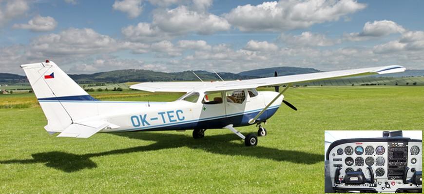 Cessna C-172 M (IFR)