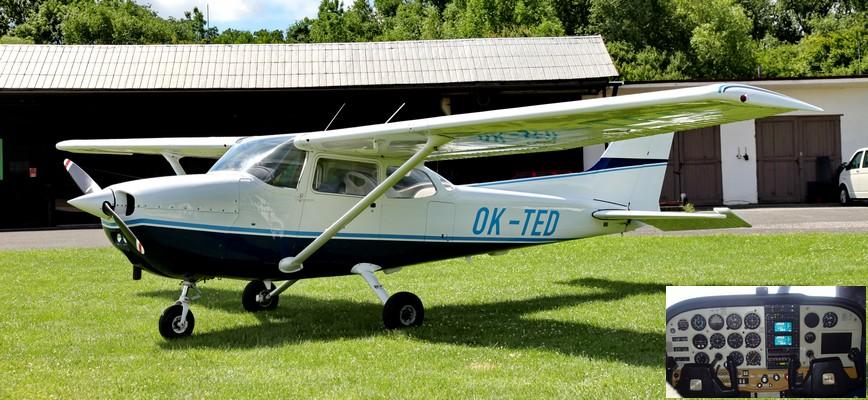 CESSNA FR C-172 K (IFR)